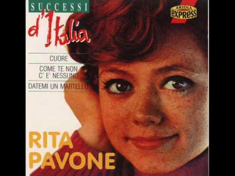 Rita Pavone Cuore 1963 Music Video 72 Song
