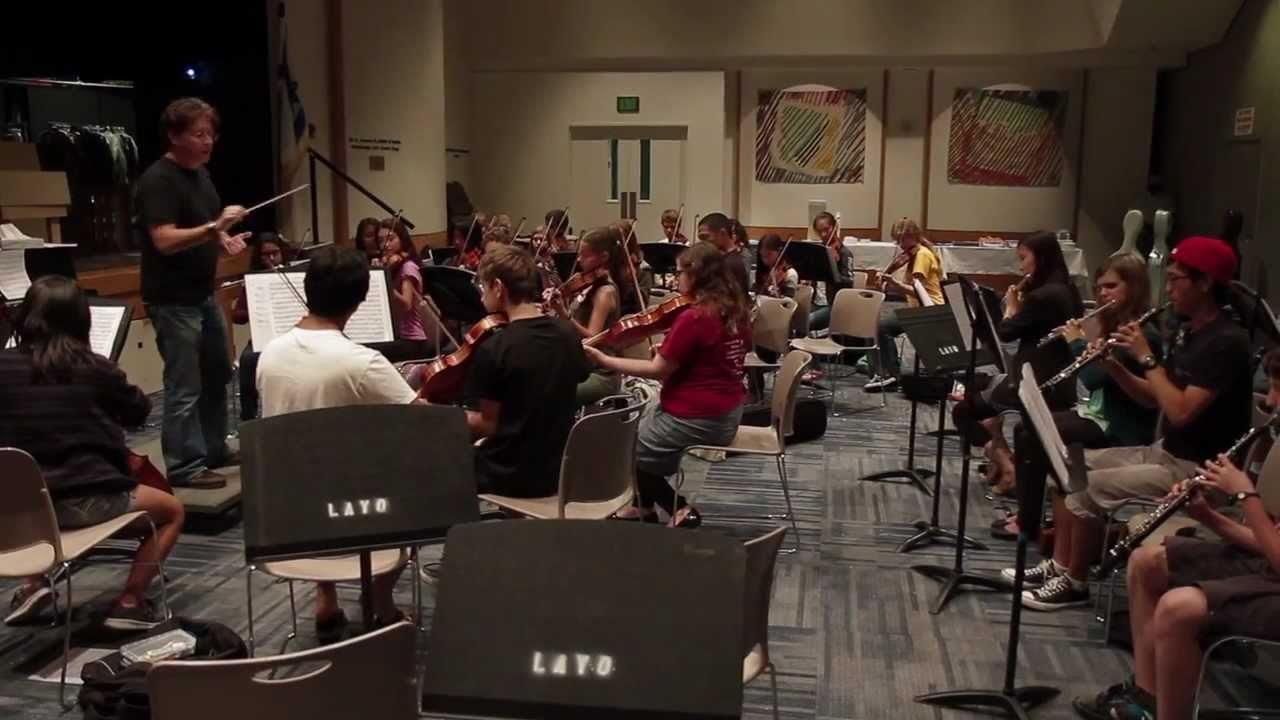 Los Angeles Youth Orchestra