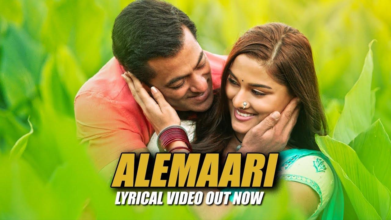 Alemaari Lyrics - Dabangg 3 Kannada - spider lyrics
