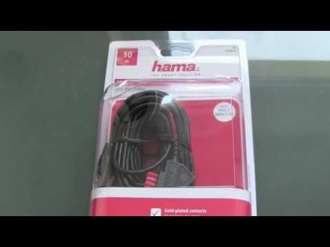 Hama 10m DSL-Box Kabel Unboxing - Wieso Weshalb Warum?