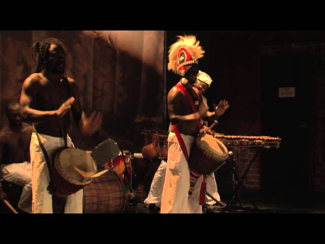 West African Music (from Sankofa performance)