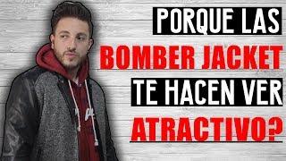 BOMBER JACKET - LA PRENDA IDEAL PARA EL HOMBRE 2017 | JR Style For Men
