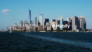 Lancôme speaks to their partnership with Mobify
