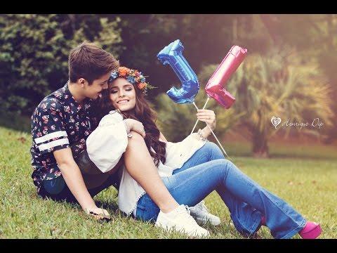 Entre fotos e selfies, eles curtiram o Dia dos Namorados com muita graça e  looks especiais, afinal, Larissa arrassa no figurino! Um dos presentes  trocados ... e9ecb4493b