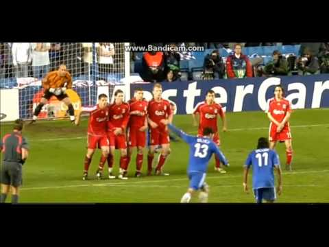 Champions League Classic Chelsea 3-2 Liverpool AET 2007/08 Semi Final 2nd Leg English Commentary