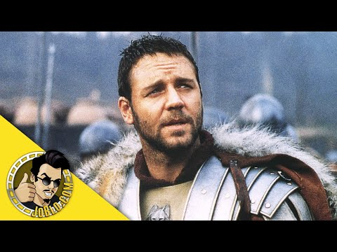 WTF Happened to RUSSELL CROWE?