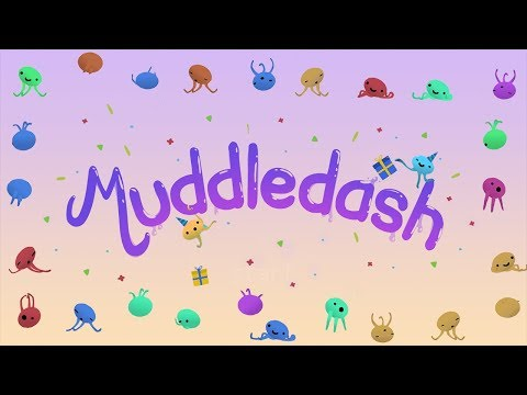 Muddledash – Race to the PARTY! (4 Player Beta Gameplay)