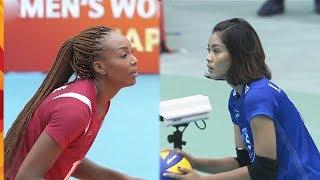 วอลเลย์บอลหญิงชิงแชมป์โลก 2018 | ไทย Vs ตรินิแดด แอนด์ โตเบโก | รอบแรกกลุ่ม C