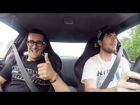 Pro Drifter's Reaction to My 500HP Nissan 240sx!