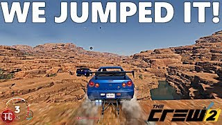 The Crew 2: PC - JUMPING THE GRAND CANYON! Part 2