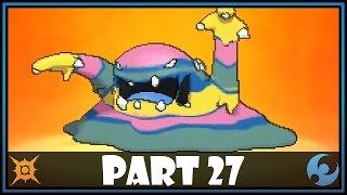 Pokemon Sun and Moon Part 27 - Alolan Muk Finally!