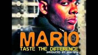 mario - taste the difference lyrics new