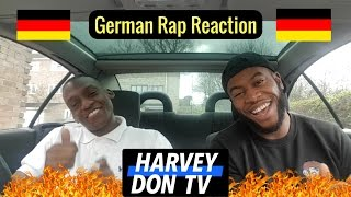 First Reaction To German Rap   Part 1