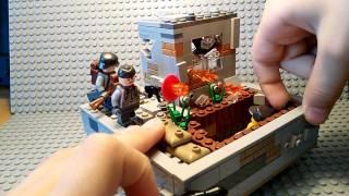 Lego военная самоделка