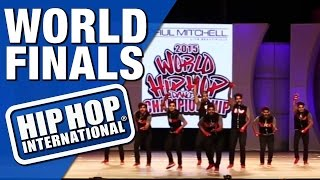 Kings United - India (Bronze Medalist Adult Division) @ HHI
