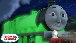 Thomas & Friends UK | Henry in the Dark - Halloween Special | Kids Cartoon