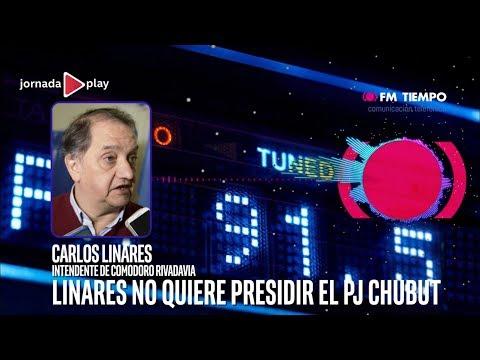 Linares no quiere presidir el PJ Chubut