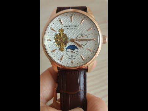La mia recensione di Orologio da polso Globenfeld automatico