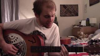'Scarecrow' cover - Original by Christopher Paul Stelling