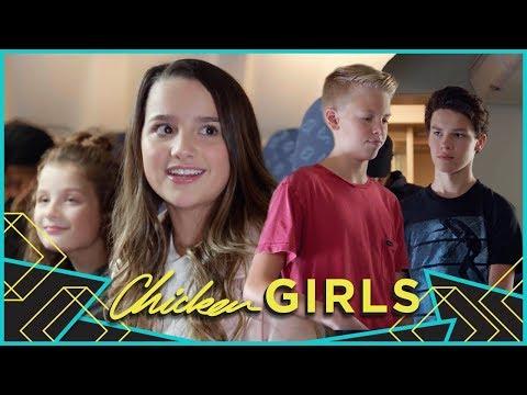 """CHICKEN GIRLS 2   Annie & Hayden in """"Thyme""""   Ep. 1"""