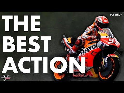 MotoGP第10戦チェコ 決勝レースハイライト動画