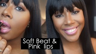 Simple Soft Beat with Pink Lips