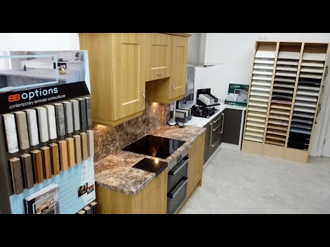 Norwich & Great Yarmouth Kitchen Showroom video