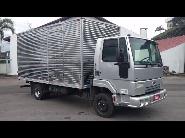 Vídeo do caminhão C712