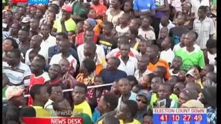 Ababu accuses Raila of dragging unnecessary politics