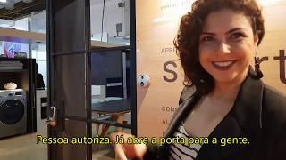 Flavia Ranieri - Expo Longevidade 2019- casa moderna e segura para os 60mais.