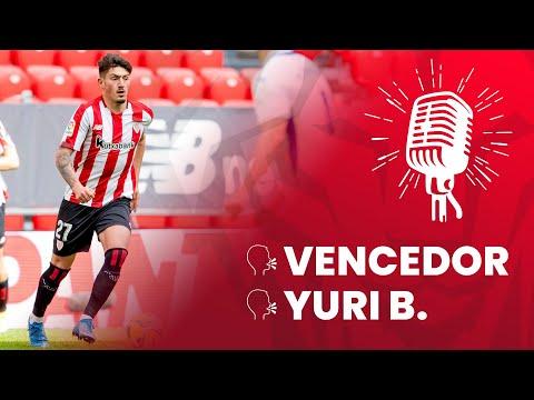 🎙 Unai Vencedor & Yuri Berchiche   post Athletic Club 1-1 SD Eibar   J28 LaLiga 2020-21