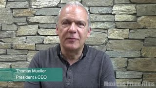 An update from CaGBC President & CEO Thomas Mueller