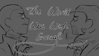 The World Was Wide Enough | Hamilton Animatic