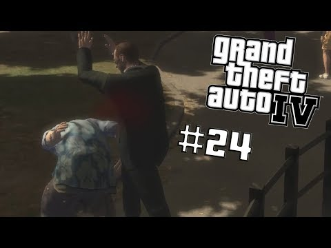 BRATKU NEZAVADZAJ! | Grand Theft Auto 4 | Part 24 | SK Let's Play | George