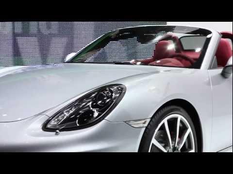 2013 Porsche Boxster S - 2012 Geneva Motor Show