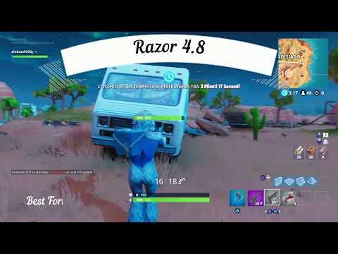 FORTNITE RAZOR 4 8 BEST AIMBOT AIM ASSIST ABUSE CRONUSMAX