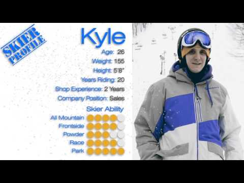 Video: K2 Recoil Skis 2014 18 50