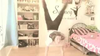 Can't Hold Us video star dance practice | Sydney Irving