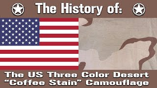 The History Of: The US Militarys Three Color Desert Camouflage Pattern | Uniform History