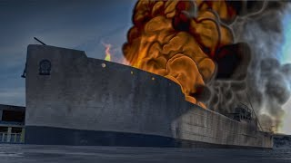A city destroyed: The Halifax Explosion, 100 years later in 360-degrees