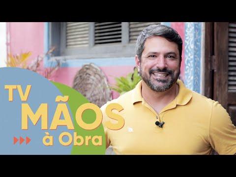 TV Mãos à Obra traz dicas sobre decoração regional