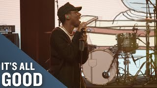 """Samm Henshaw Performs """"All Good""""! 