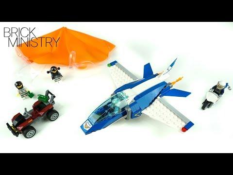 LEGO® City Воздушная полиция: арест парашютиста 60208 в категории Default Category