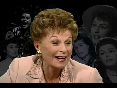 Roberta Peters chat show