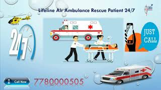 Book Lifeline Air Ambulance from Bokaro for Classy Easement on the Flight