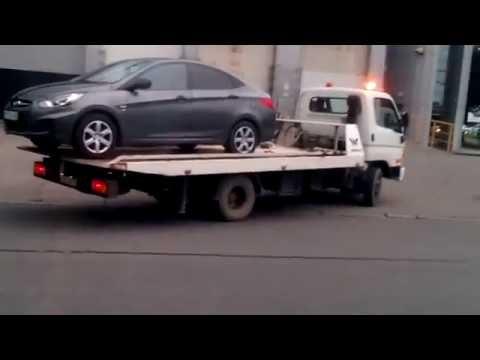 Эвакуация авто за 4 минуты. Санкт-Петербург