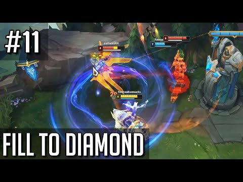 League of Legends Fill to Diamond but this can't keep happening