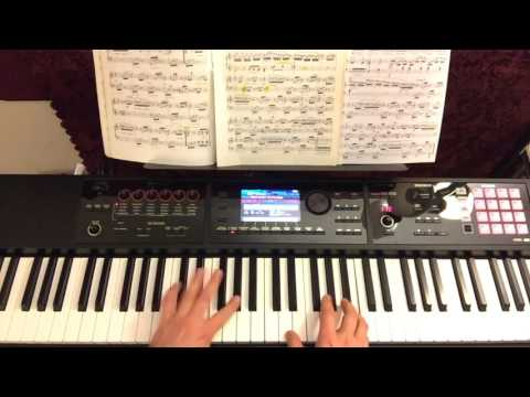 """Fuer Elise"" by Ludwig Van Beethoven, performed by Matt S."
