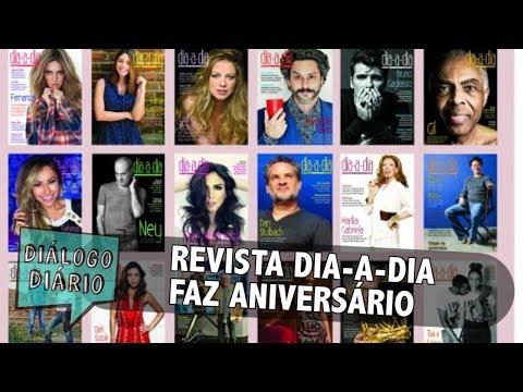 Diálogo Diário conta história da revista Dia-a-Dia