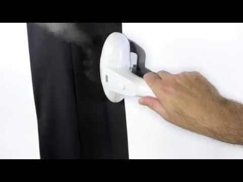 Centro de planchado vertical, cuidado especial para tus prendas